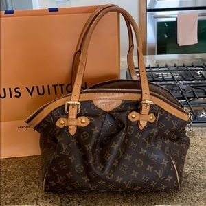 Louise Vuitton purse